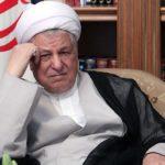 رفسنجانی تسلیت به منصور پورحیدری