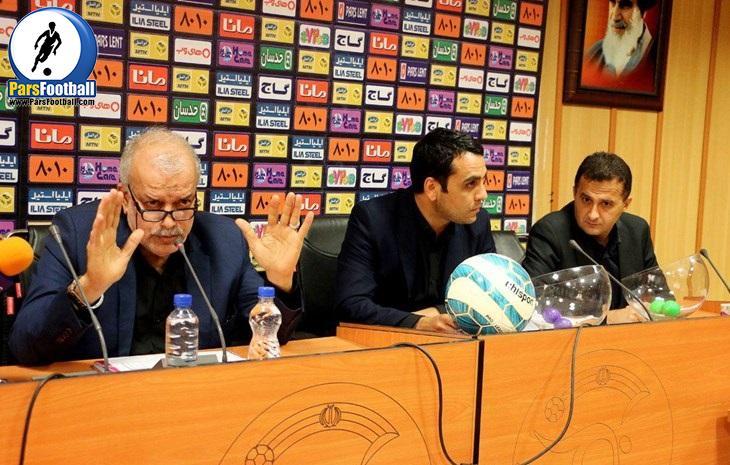 قرعه کشی مرحله یک هشتم پایانی جام حذفی انجام شد و تیم های میزبان و میمهان مشخص شدند