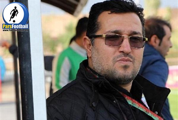 علی خاکزاد - تیم ماشین سازی