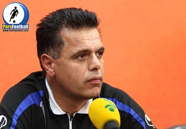 خطیبی : سعی میکنیم نتایج ضعیف را جبران کنیم | اولین خبرگزاری فوتبال ایران