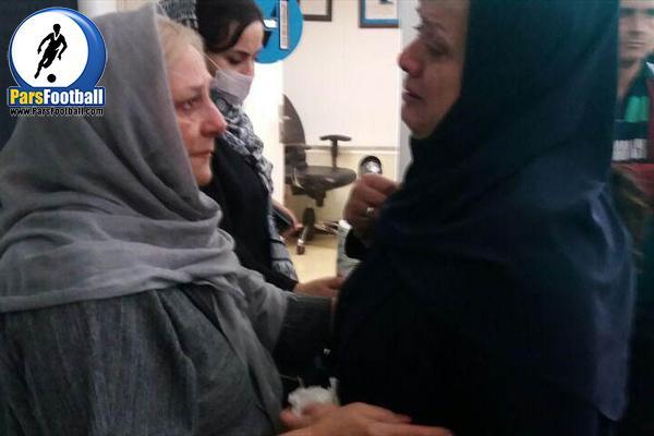 فریده شجاعی، همسر مرحوم منصور پورحیدری