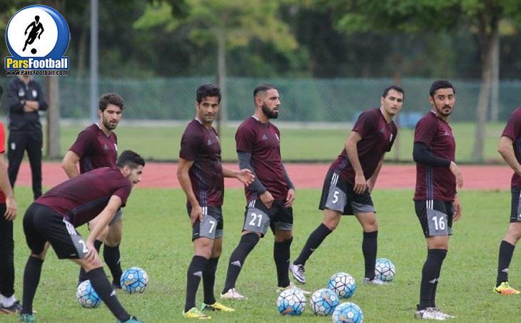 اعلام زمان بازگشت کاروان تیم ملی فوتبا ل ایران از مالزی به ایران ؛ پارس فوتبال