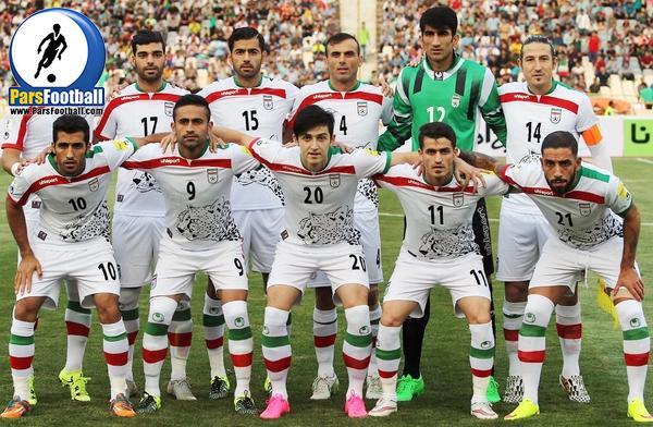 ملی پوشان ایران