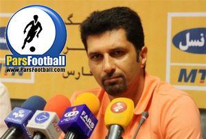 مجتبی حسینی کنفرانس خبری