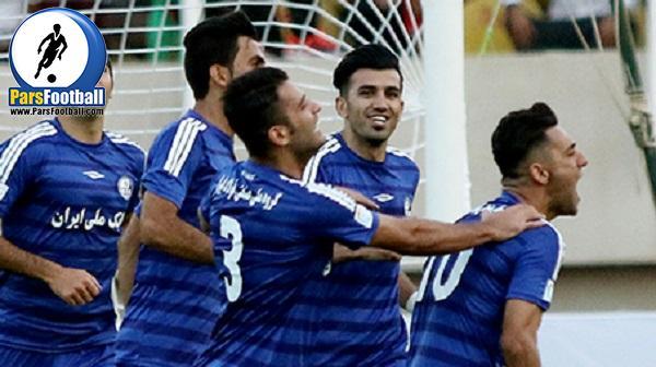 مهدی مومنی : امروز طلسم شکست و توانستم گل بزنم | خبرگزاری فوتبال ایران