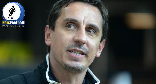 گری نویل : او برای پیروزی تیمش هر کاری میکرد | اولین خبرگزاری فوتبال ایران