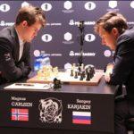کاریاکین روسی شطرنج باز
