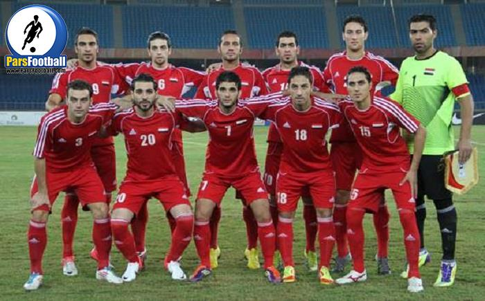 میزبان دیدار تیمملی سوریه و ازبکستان در مقدماتی جام جهانی2018 ؛ پارس فوتبال