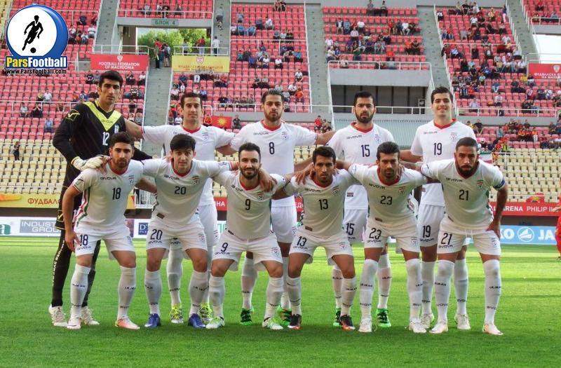 ایران هر 112 دقیقه یک گل میزند | اولین خبرگزاری فوتبال ایران