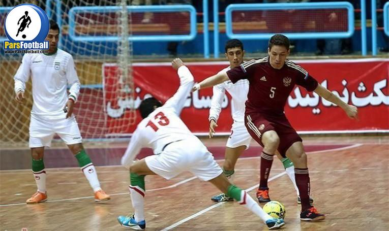 فیلم ؛ گزارشی از مرحله پنجم اردوی آماده سازی تیم ملی فوتسال زیر 20 سال ایران