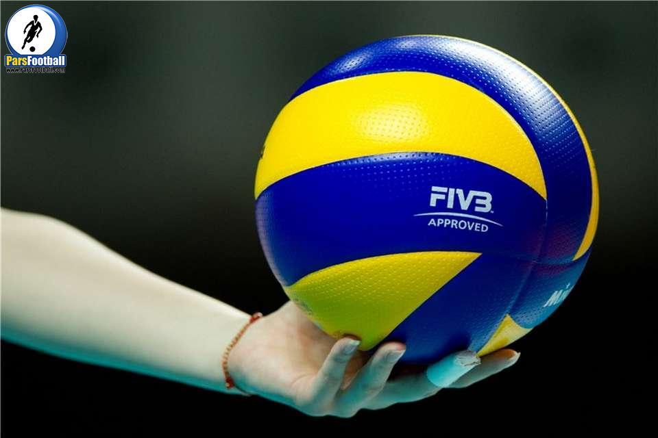 والیبال جهان فقط 4 تیم دارد. لیگ والیبال جهان از هفته آینده آغاز میشود