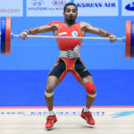 مسابقات وزنه برداری آسیا