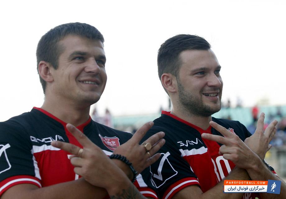 پرسپولیس تصمیمی برای دیپورت پریموف و پلی یانسکی دو بازیکن اوکراینی ندارد