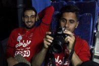 امید عالیشاه و احمد نوراللهی