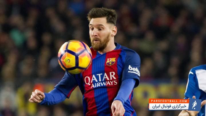 لیونل مسی تاثیر بسزایی در موفقیت های بارسلونای انریکه داشته است