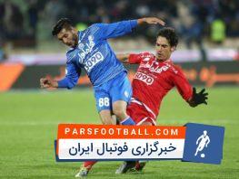 خلاصه بازی استقلال تهران و تراکتورسازی