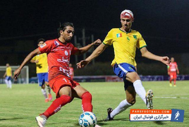 علی عبدالله زاده :کریمی تأکید خاصی دارد که روی زمین فوتبال بازی کنید