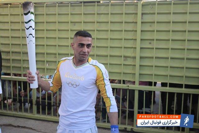 جایزه حقوق بشر سال را ورزشکار جانباز سوری از آن خود کرد ؛ پارس فوتبال