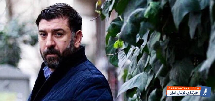 علی انصاریان بازیکن سابق فوتبال با ژست جدید وخنده دارش در دبی ! ؛ پارس فوتبال