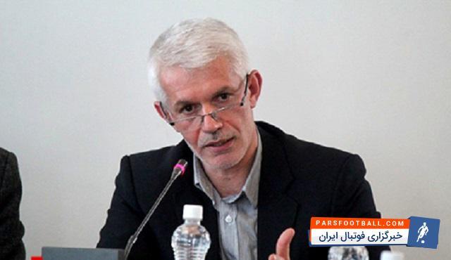 سید محمد شروین اسبقیان : به خاطر نامه کمیته ملی المپیک، انتخابات را برگزار نکردیم