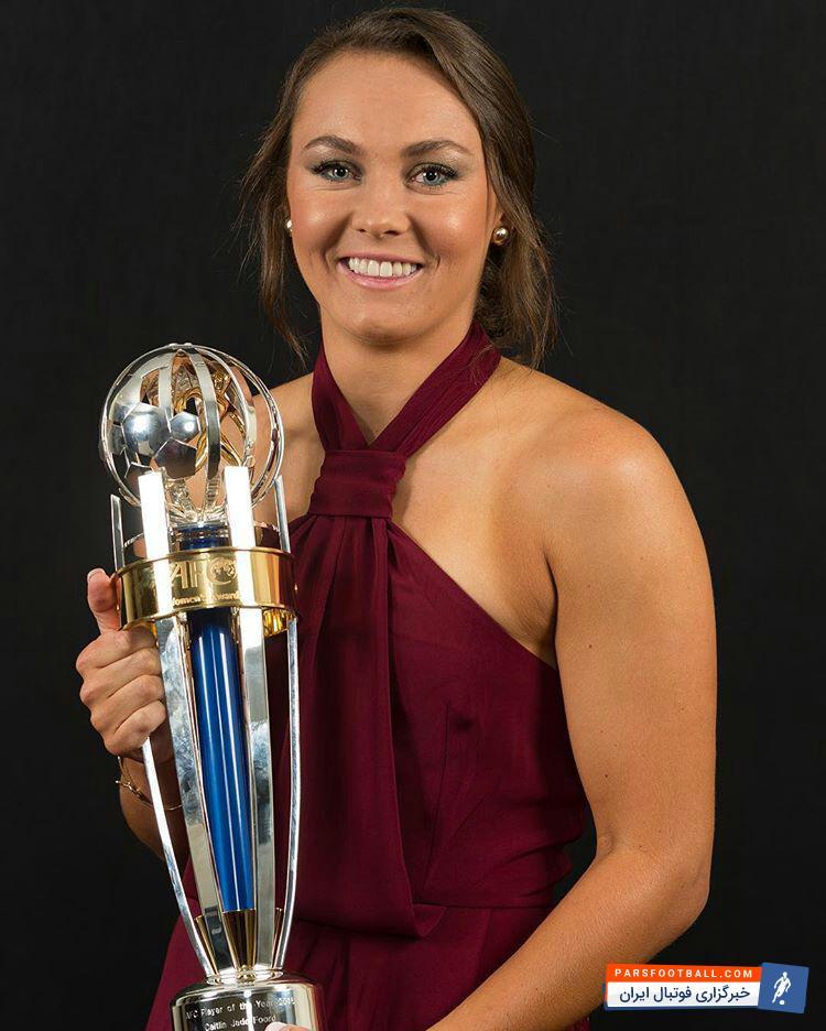 بهترین بازیکن زن آسیا