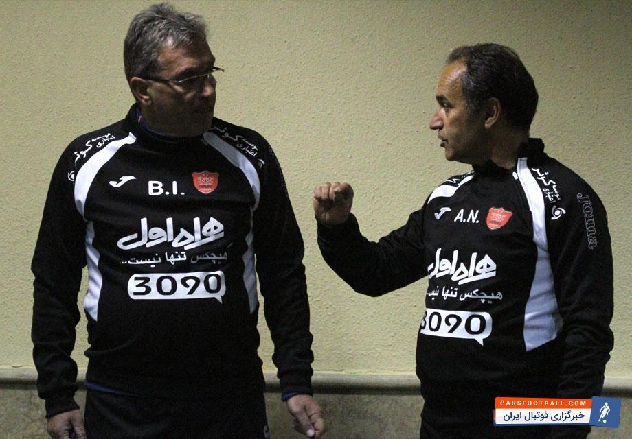 برانکو فردا از ایران میرود | اولین خبرگزاری فوتبال ایران