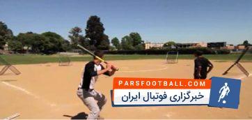 بازیکن بیسبال
