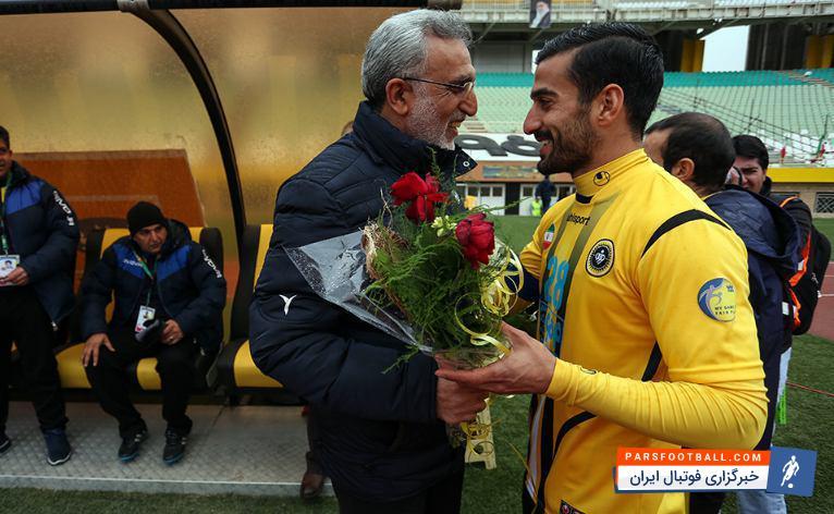 احسان حاج صفی با بازی های تاثیرگذار همگان را شگفت زده کرد ؛ پارس فوتبال