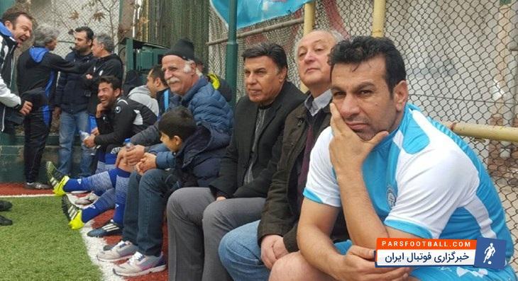 بهتاش فریبا دستیار مظلومی شد | خبرگزاری فوتبال ایران
