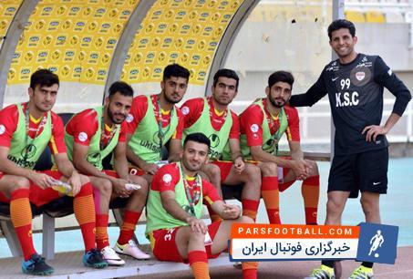 صعود فولاد خوزستان به رده چهارم لیگ در روز رکورد شکنی ساسان انصاری
