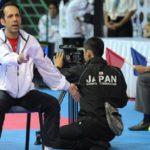 شهرام هروی - فدراسیون کاراته