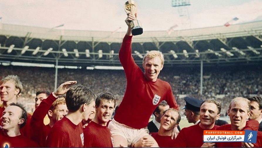 فیلم ؛ جنجالی ترین فینال جام جهانی در سال 1966 ؛ پارس فوتبال