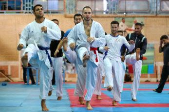تیم ملی کاراته