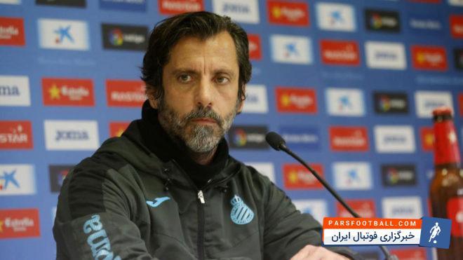 پشیمانی سرمربی اسپانیول از تمجید بازی زیبای لیونل مسی ؛ پارس فوتبال