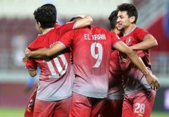 محمد بشیر - لخویای قطر - عدنان العلی - تیم لخویا