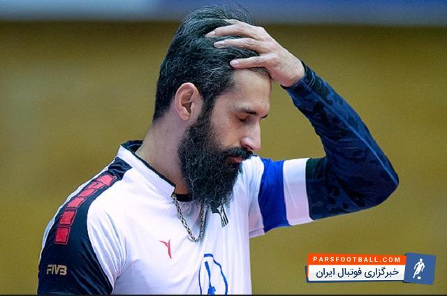 سعید معروف تا اطلاع ثانوی از حضور در میادین ورزشی محروم شد