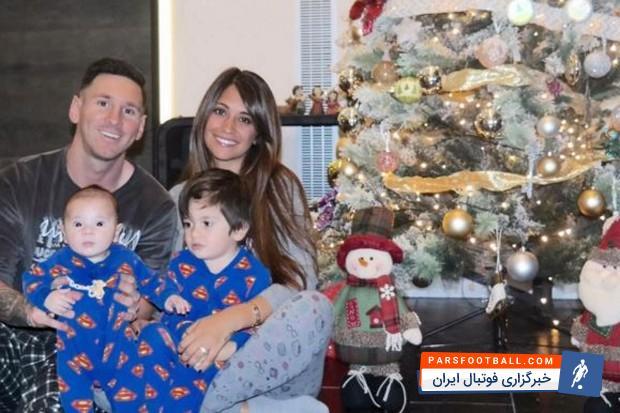 مسی با عشق دوران کودکی اش ازدواج میکند | اولین خبرگزاری فوتبال ایران