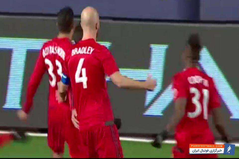 لیگ MLS و 5 گل مرحله پی آف ؛ فیلم ؛ سوپر گل های دیدنی از فوتبال آمریکا