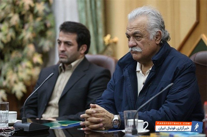 بهرام مشتاقی: درباره اشکانی روی وعدهمان هستیم | خبرگزاری فوتبال ایران