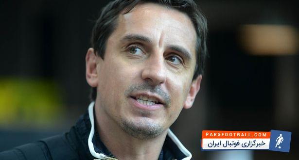 گری نویل : آرسنالیها نباید بهانه گیری کنند | اولین خبرگزاری فوتبال ایران
