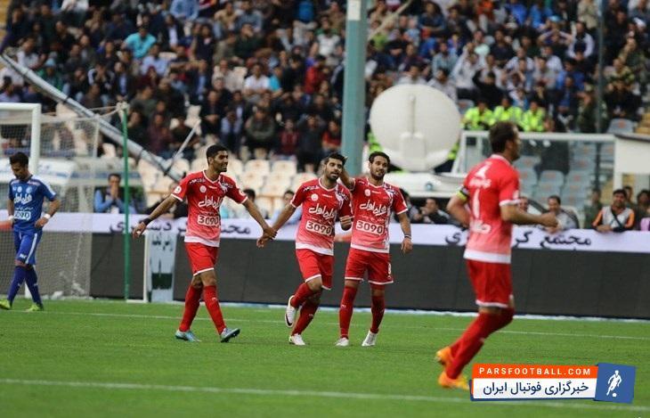 پرسپولیس در بدترین زمان شکست خورد | خبرگزاری فوتبال ایران