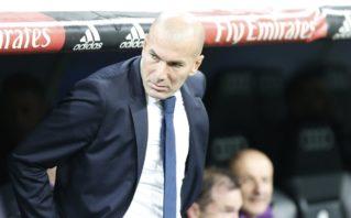 رئال مادرید زیدان