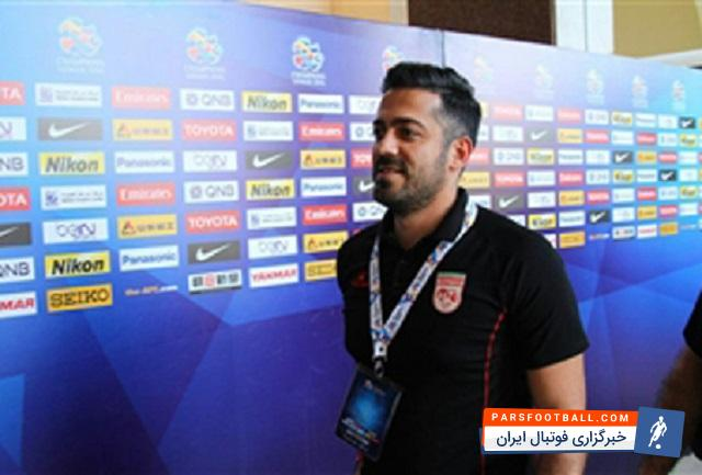 سعید الهویی : برای موفقیت تراکتور تا بازی آخر می جنگیم ؛ ما نسبت به تیم تراکتورسازی و هواداران فهیمش وظیفهداریم