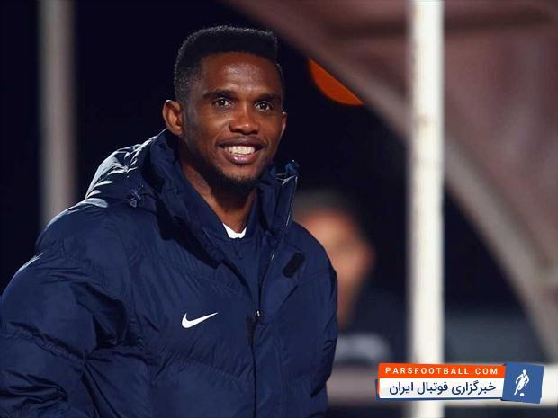 ساموئل اتوئو مهاجم کامرونی آنتالیا اسپور به قونیه اسپور پیوست ؛ پارس فوتبال