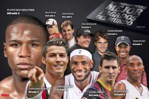 ورزشکاران جهان