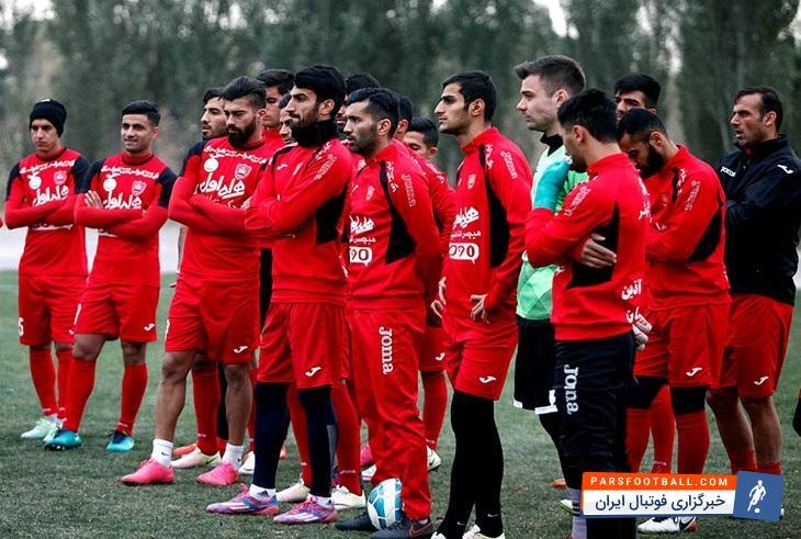 برنامه تمرین فردای پرسپولیس مشخص شد | خبرگزاری فوتبال ایران