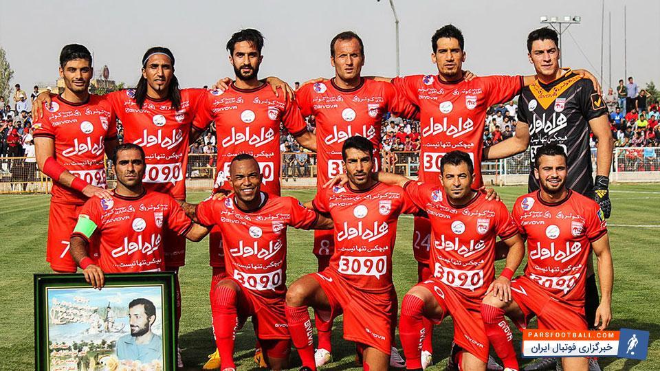 تیم فوتبال تراکتورسازی و عکسی خاطره انگیز برای فوتبالدوستان تبریزی