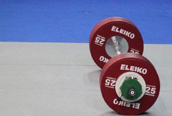 وزنه برداری - فراز رامهرمزی - علی قریشی