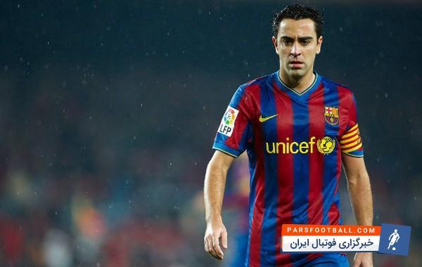 حضور نمایشی ژاوی ستاره السد در دیدار کاتالونیا مقابل تونس ؛ پارس فوتبال