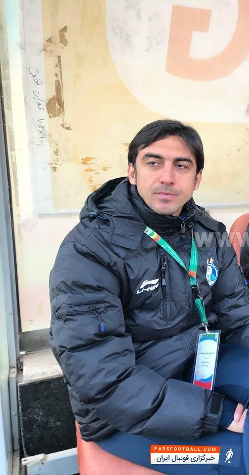 رحمتی به صورت ناشناس ورزشگاه را ترک کرد ؛ حرکت عجیب رحمتی بعد از بازی با نفت تهران